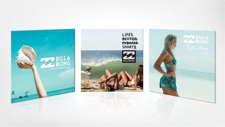 BILLABONG: Stand Up