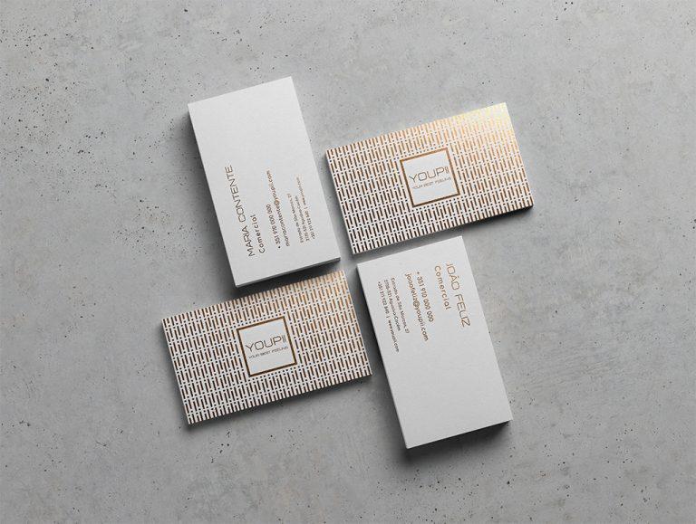 Cartões de Visita YOUPi!