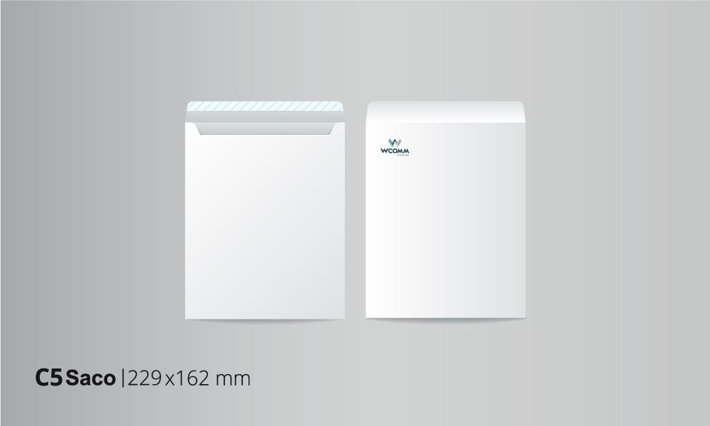 Envelope Saco C5