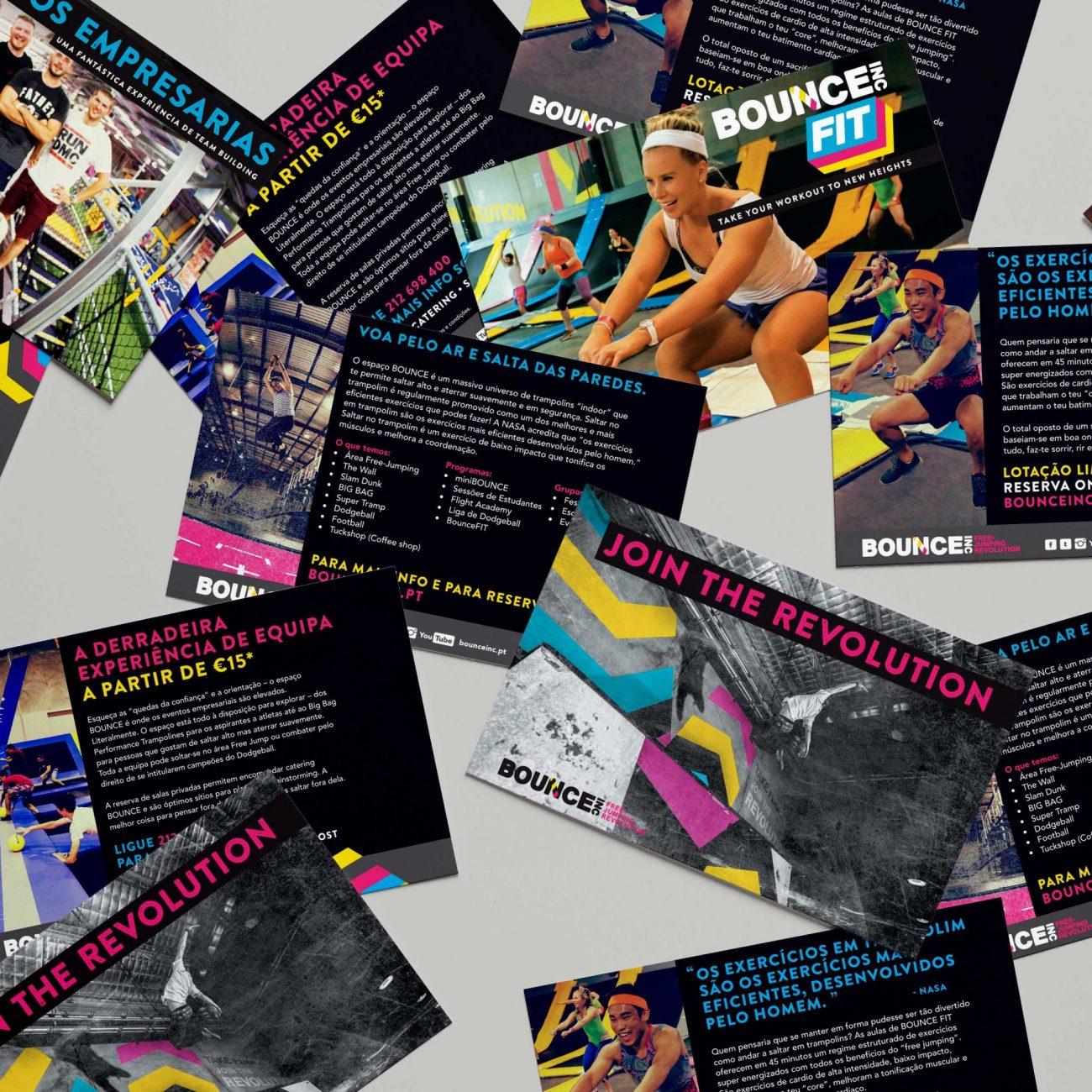 Postcards Bounce